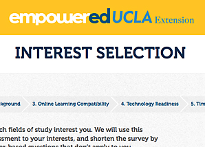 Empowered UCLA - Web Portal